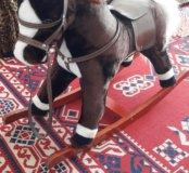 Продам лошадку-качалку.