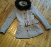 Пальто на осень и теплую зиму
