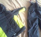Олдос костюм куртка штаны мальчику 104