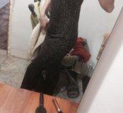 Вечернее платье и накидка