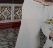 Свадебное платье (корсет и юбка)
