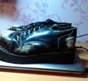 Мужские ботинки GRINDERS