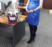Нарядное платье Буду мамой