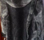 Шуба мутоновая 42-44