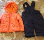 Куртка и болоньки