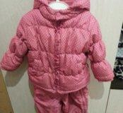 Детский костюм размер 80