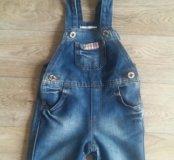 Комбинезон джинсовый!!!