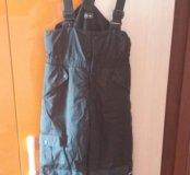 Лыжные брюки Адидас 152р