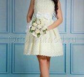 Новое вечернее/свадебное платье