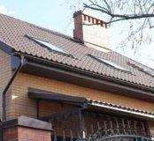 Водосточная система для дома и дачи