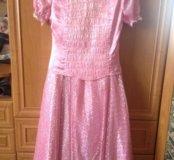Платье для девочки подростка