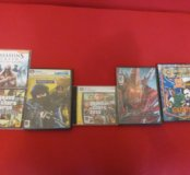 Игровые лицензионные диски