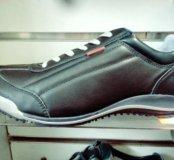 Bontimes, Румынские кожаные кросовки