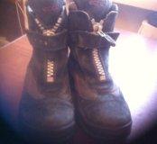 Зимняя обувь ECCO размер 31