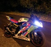 Моцикл Yamaha R6
