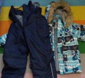 Hyppa комплект зима