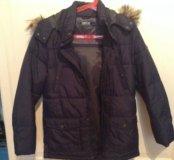 Новая куртка Geox на мальчика рост до160