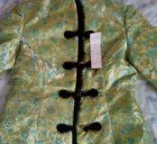 Пиджак на пуху