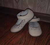 Нарядные туфли с ортостелькой