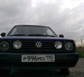 Автомобиль Volkswagen golf 2