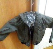 Ветровка, мастерка, курточка, джинсовка