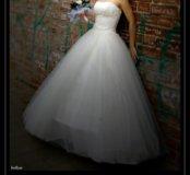 свадебное платье из салона delfaso