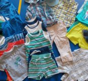 Одежда на мальчика 6-9-12 Mothercare,Gap