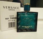 Versace Eros оригинал тестер
