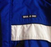 Куртка зимняя норвежская