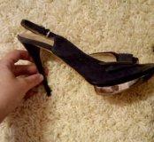 Ботиночки и туфли
