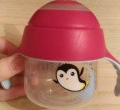 Чашка-непроливайка поильник Philips avent