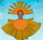 Костюм солнышко солнца