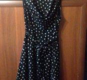 Платье в горох Promod