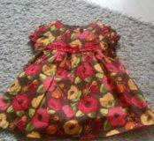 Платье новой на девочку