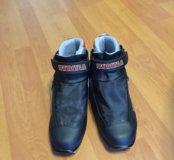 Лыжные ботинки. Размер 40