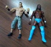 коллекционные реслеры WWE