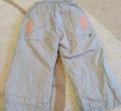 Тёплые штаны фирмы ШАЛУНЫ