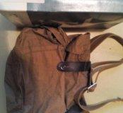 Сух пай и сумка от противогаза