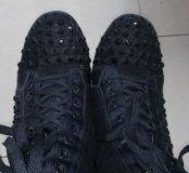 Обувь ботинки зимние