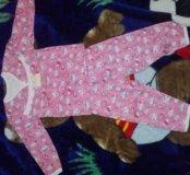Пижамы сорочки детские