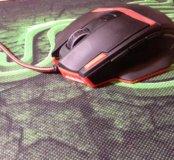 Мышь Игровая (бу)  ReDRaGoN