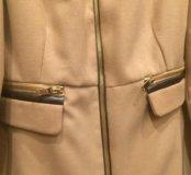 Новое пальто Stradivarius