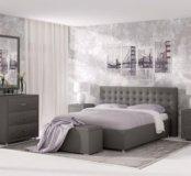 Мягкая кровать Siena 1400x2000