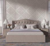 Мягкая кровать Ancona 1400x2000