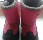 Ботинки детские зимние Mursu