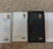 Чехолы на телефон LG Optimus L9 (цена за шт.)