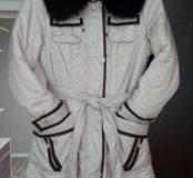 Куртка зимняя 46 р.