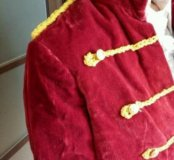 Гусарский костюм-барабанщиц