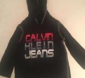 Джинсы Next, кофта Calvin Klein+ подарок