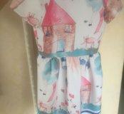 Платье dg для девочки от 6-8 лет
